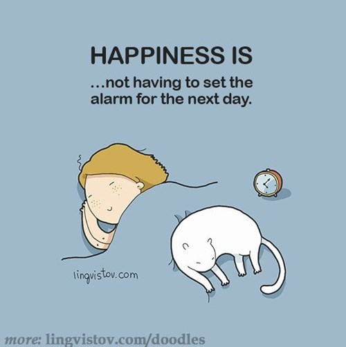 alarms happiness sick truth web comics