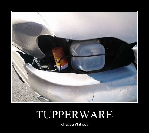cars,funny,tupperware,wtf