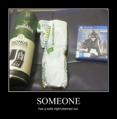 destiny funny video games Subway scotch - 8325923584
