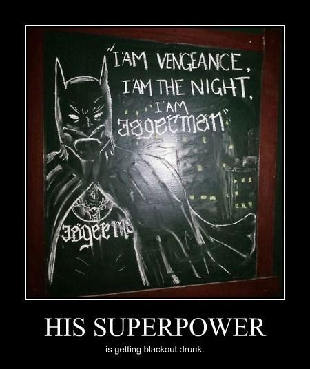 batman drunk funny jagermeister - 8325924352