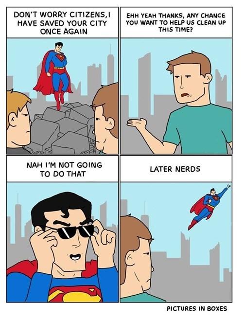 man of steel superman web comics - 8325986816