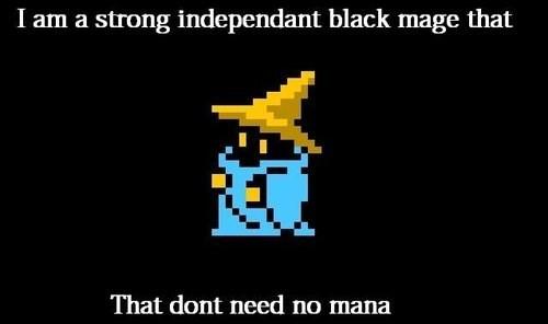 black mage final fantasy stereotypes - 8326036480