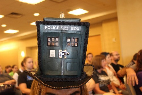 top hat tardis crafts - 8326072320