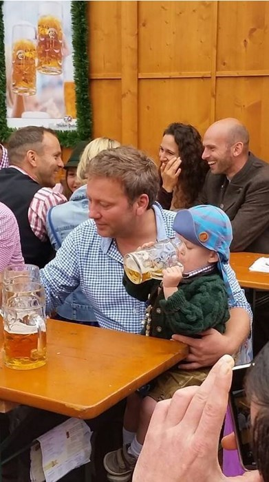 beer family kids funny ocktoberfest - 8326172672