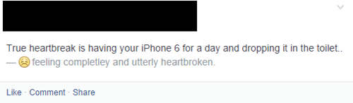 broken iphone kids these days whoops - 8326356224