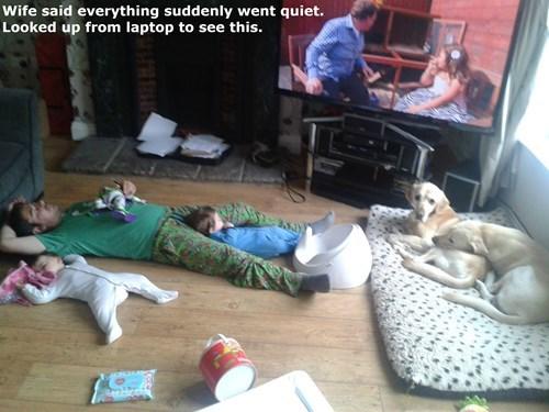 dogs kids parenting quiet - 8327068416
