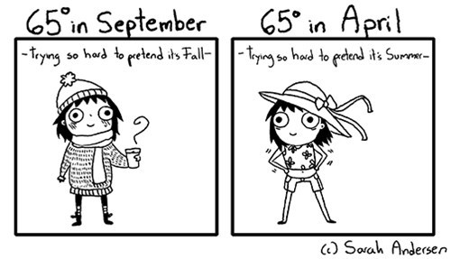 fall,weather,spring,temperature,web comics