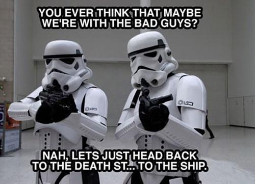 star wars stormtrooper The Death Star - 8327122688