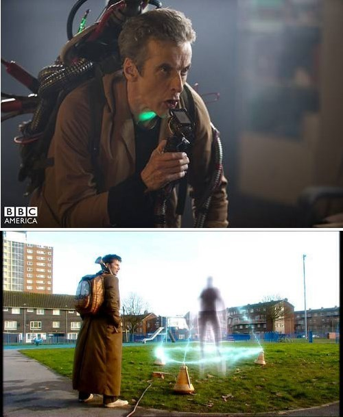 10th doctor Ghostbusters 12th Doctor - 8327235584