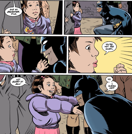 batman Straight off the Page - 8327330048