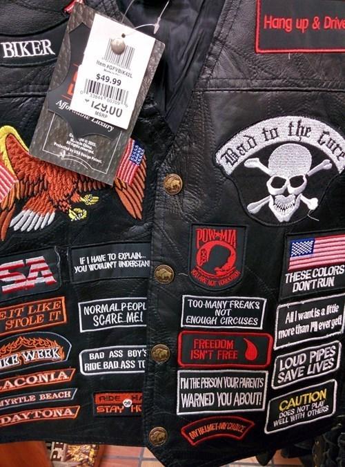 bikers biker jackets - 8327519488