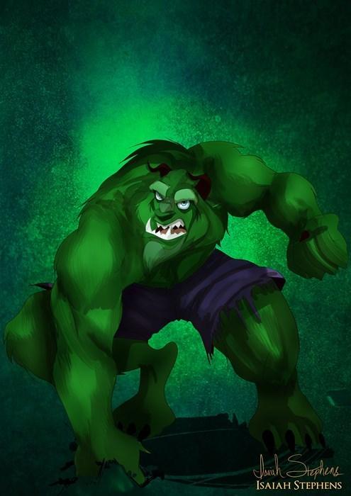 Hulk - ISAIAH STEPHENS