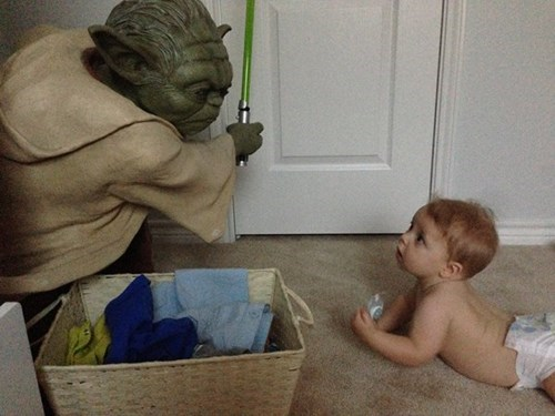 baby,star wars,parenting,yoda,g rated