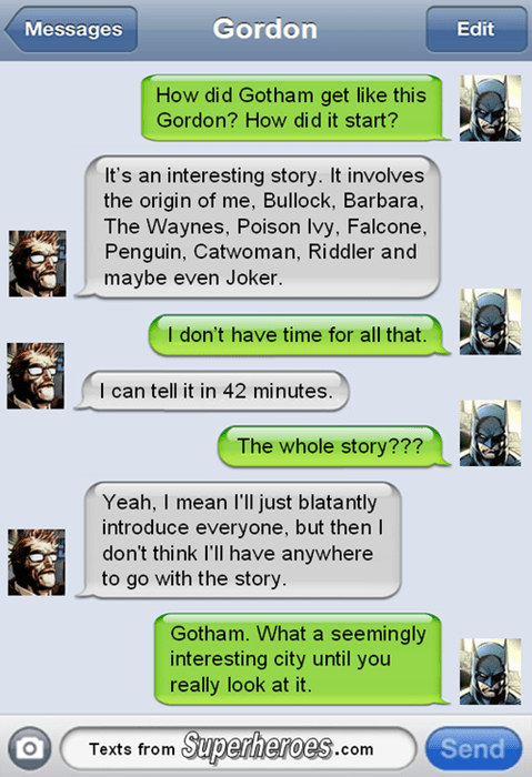 commissioner gordon batman gotham - 8328233472