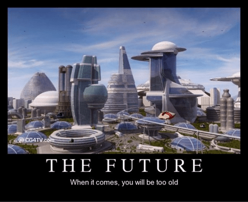 depressing future funny old - 8328281088