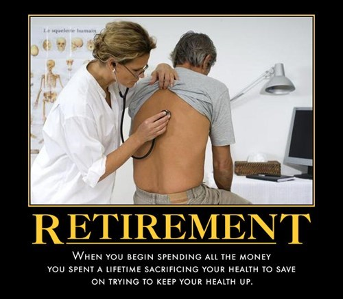 health funny retirement - 8328296704