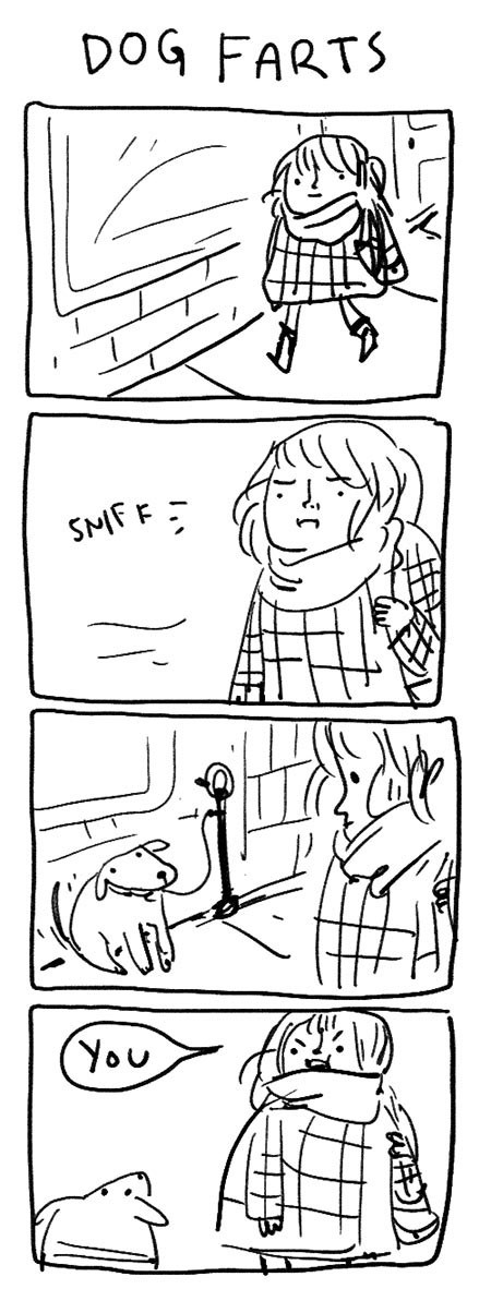 dogs,farts,web comics