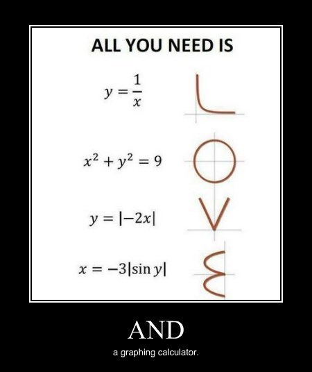 calculator funny math love