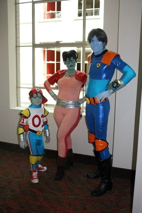 cosplay,family,reboot
