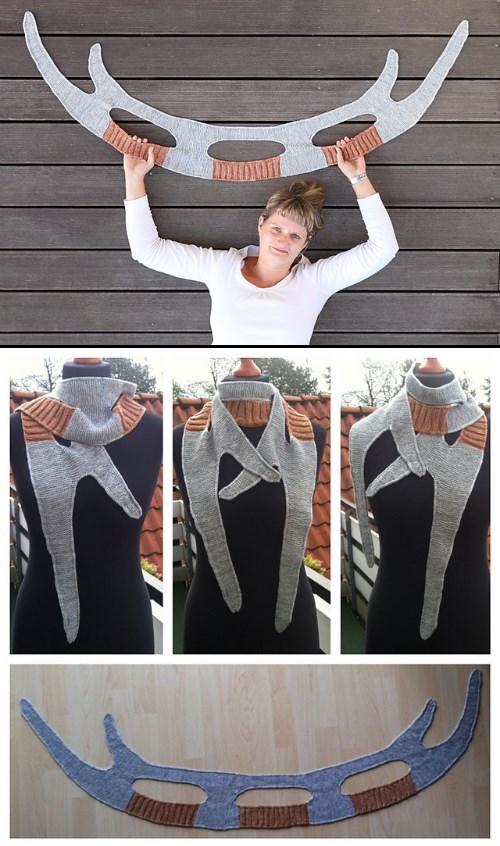 batleth Star Trek knitting - 8328363264