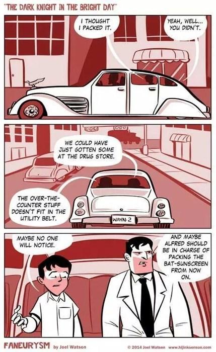 batman tan lines web comics - 8328374272