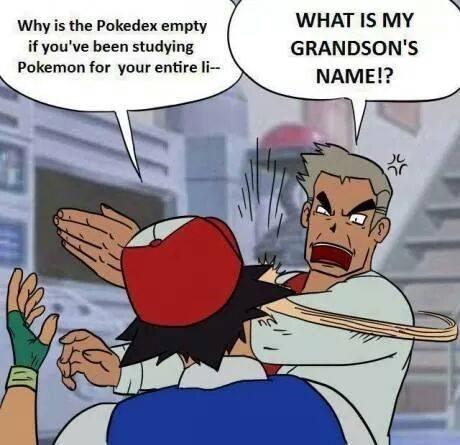 professor oak Pokémon - 8328486400