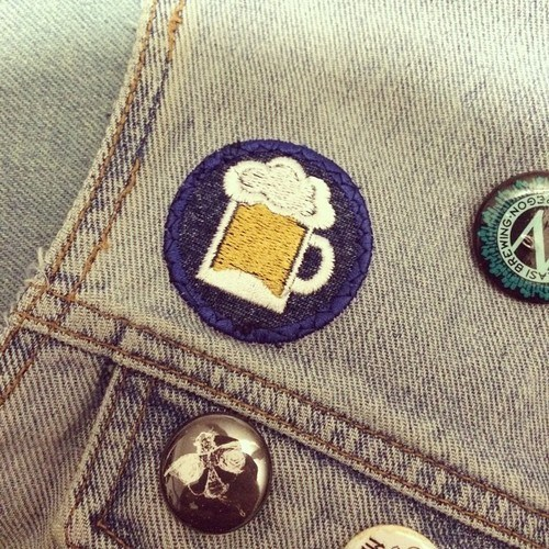 beer funny merit badge - 8328566272