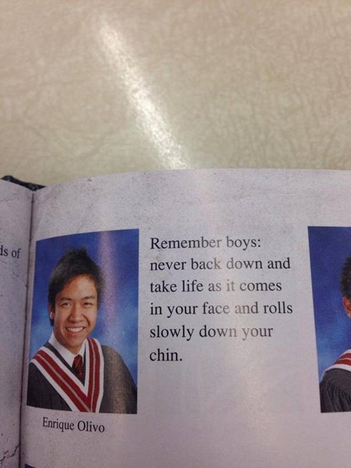 quote sexy times funny yearbook - 8328694784