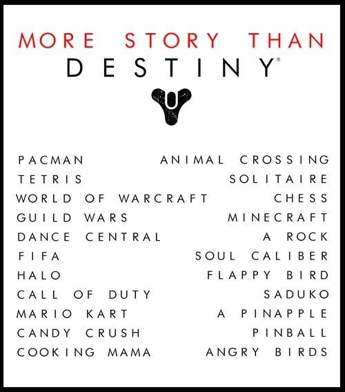destiny video games story - 8328877824