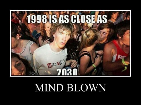 mind blown 1998 2030 - 8329084928