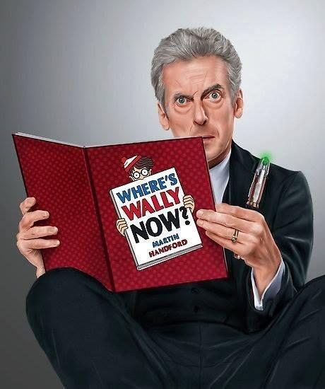 12th Doctor wheres waldo - 8329203200