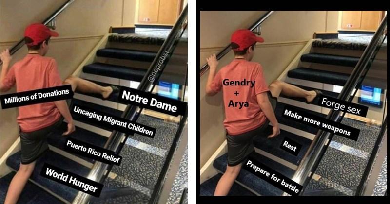 skipping steps meme, dank memes