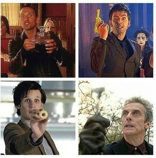 12th Doctor the doctor weapons - 8329303552
