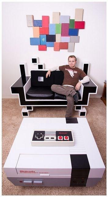 coffee table,nintendo,furniture,NES