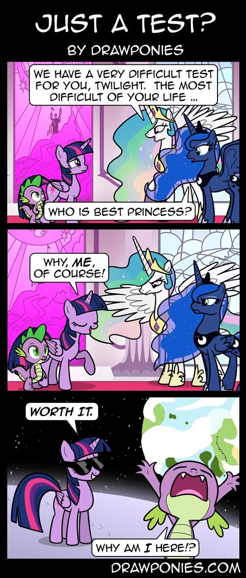 princess celestia twilight sparkle web comics - 8329405440