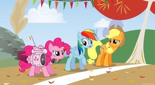 race Fan Art pinkie pie - 8329407744
