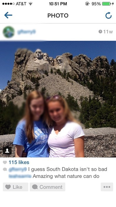 instagram idiots Mount Rushmore - 8329658112