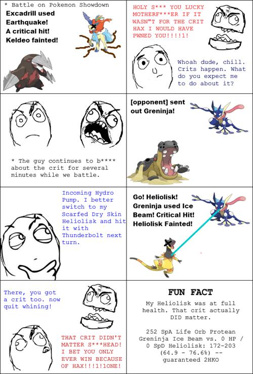 Rage Comics,pokemon showdown