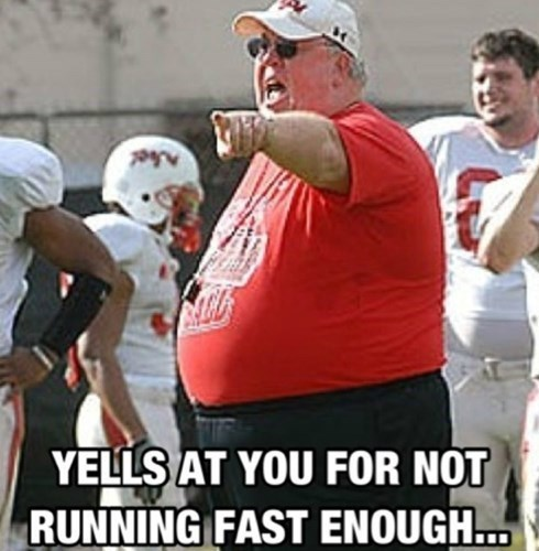 coaches,sports,obesity