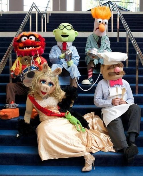 cosplay muppets - 8330170368