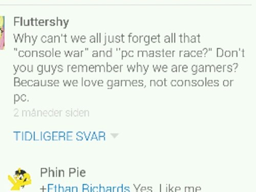 comments gamers flamewars video games