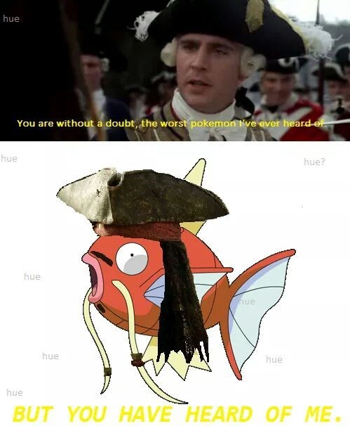 magikarp,Pirates of the Caribbean,pirates