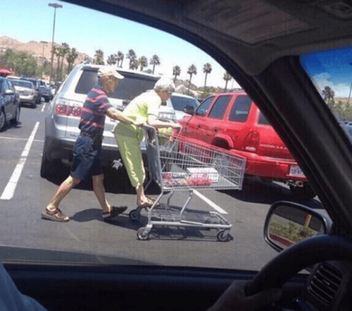 cute old people rock relationships