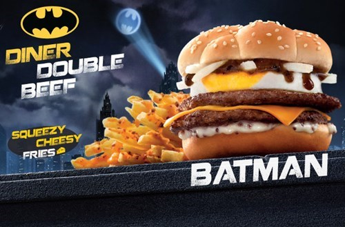 food,fast food,justice league