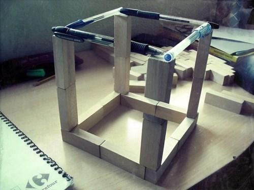 mind blown perspective illusion - 8330883072