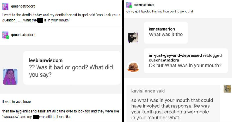 sketchy wtf tumblr dentist california funny weird - 8331013