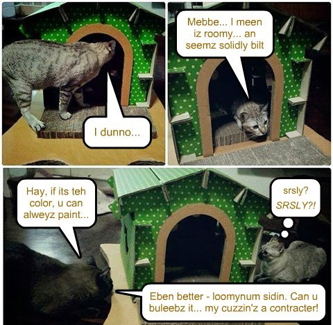 Cats home - 8331470848