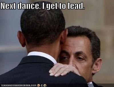 barack obama democrats france Nicolas Sarkozy - 833176832