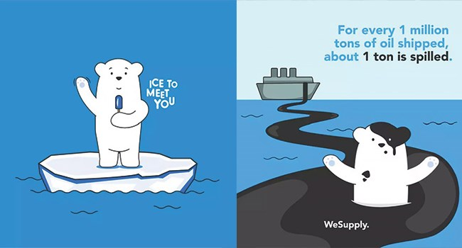 illustrations facts environment bear planet - 8332293