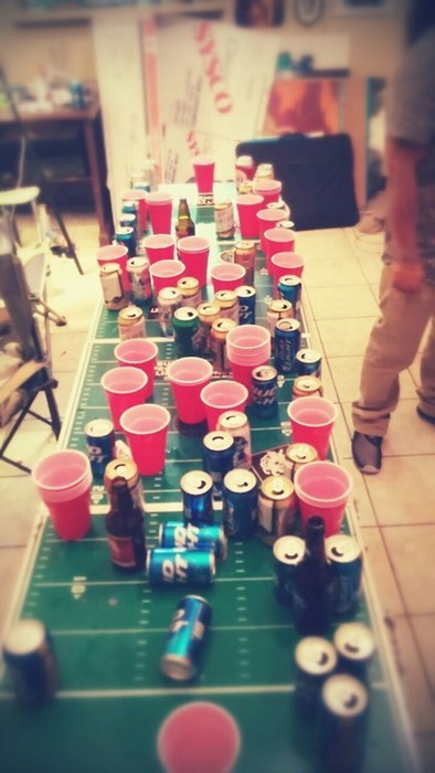 beer awesome beer pong college funny - 8332331520